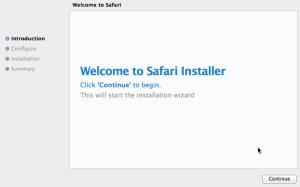 Safari-installer-adware
